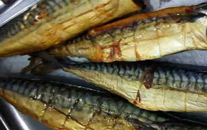 smoked mackerel fishcakes