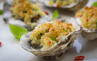 spicy oyster recipe