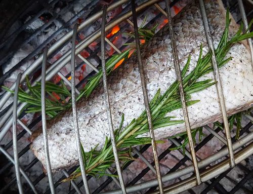 BBQ Hake Cooking Tips