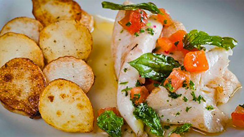 John dory recipe with herb and tomato butter walter for John dory recipe