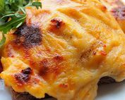 smoked haddock cheese sauce