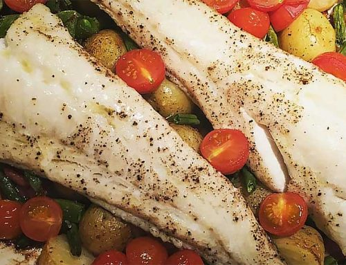 One Pot Cod Recipe