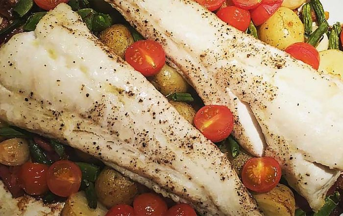 On Pot Cod Recipe