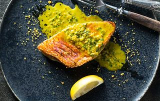 Baked Red Mullet Recipe