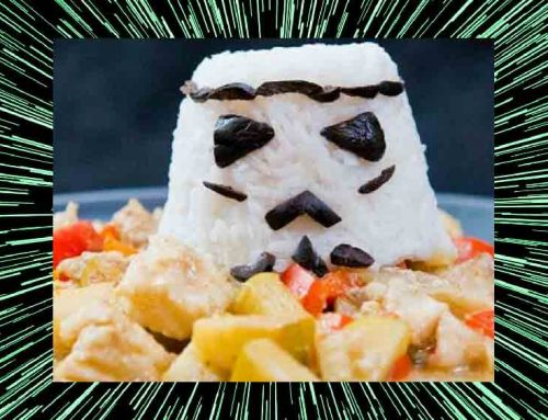 May The Fourth Storm Trooper Cod Curry