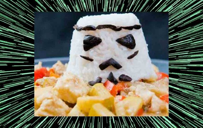 may the fourth cod curry